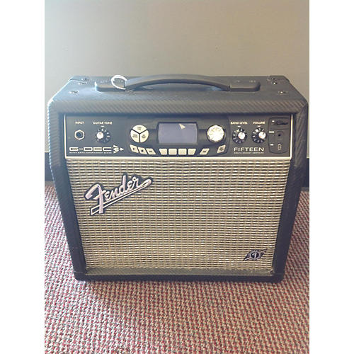 Fender G-DEC 3 15W Guitar Combo Amp-thumbnail