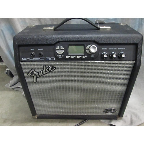 Fender G-DEC 30 Guitar Combo Amp