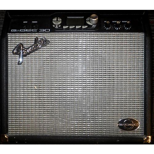 Fender G-DEC 30 Guitar Combo Amp