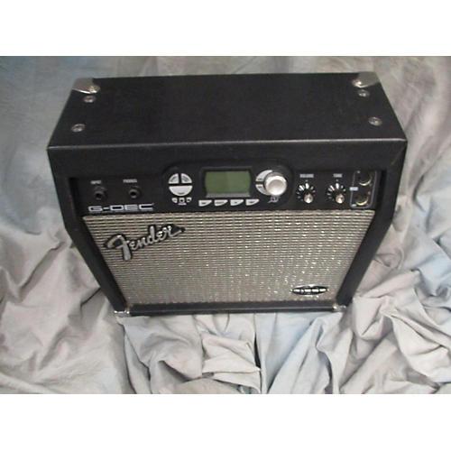 Fender G-DEC Guitar Combo Amp