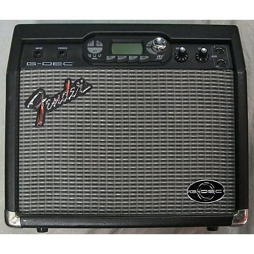 Fender G Dec 15W 1X8 Guitar Combo Amp