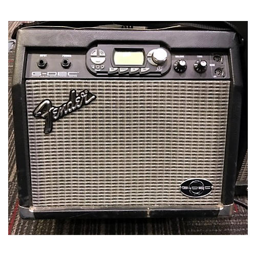 Fender G Dec 15W 1X8 Guitar Combo Amp