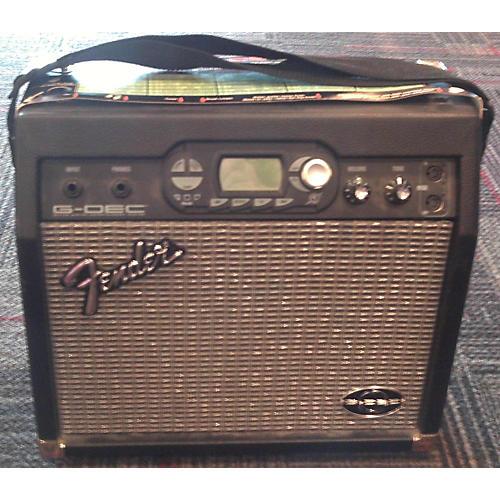 Fender G Dec 15W 1X8