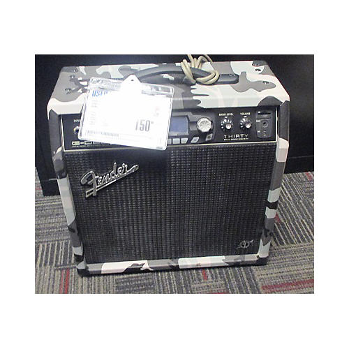 Fender G Dec 3 Thirty 30W 1X10 Desert Camo Guitar Combo Amp