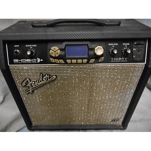 Fender G Dec 3 Thirty 30W 1x10 Guitar Combo Amp-thumbnail