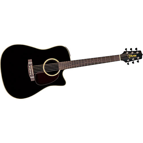 Takamine G Dreadnought EG531SC Acoustic-Electric Guitar-thumbnail