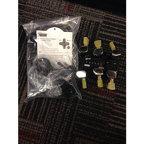 Gibson G FORCE TUNING SYSTEM Tuner