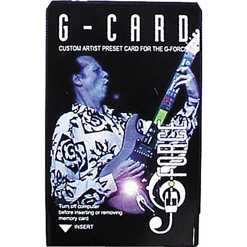 TC Electronic G-Force Artist Expansion Card