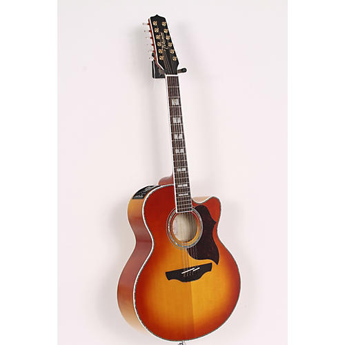 Takamine G Jumbo EG523CDX12 12-String Acoustic-Electric Guitar