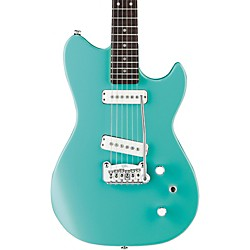 G&L SC-2 Electric Guitar (GC-SC2-BLRGRN-RW)