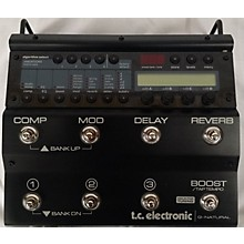 TC Electronic G NATURAL Effect Processor