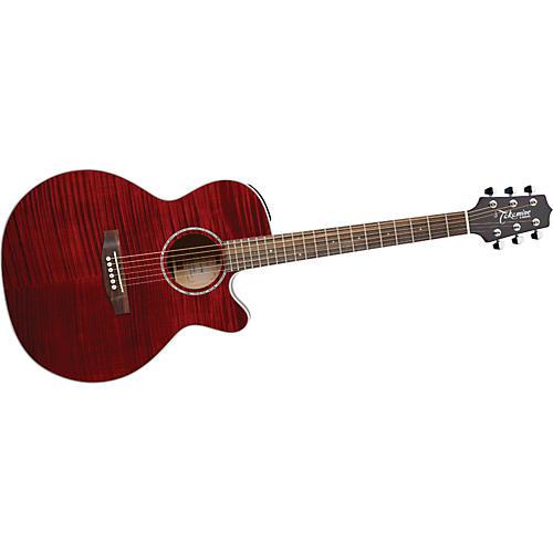 Takamine G NEX Flame Maple EG440CS Acoustic-Electric Guitar
