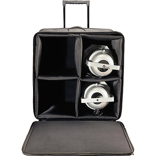 Gator G-PAR-64 Rolling Case for 4 Par 64's