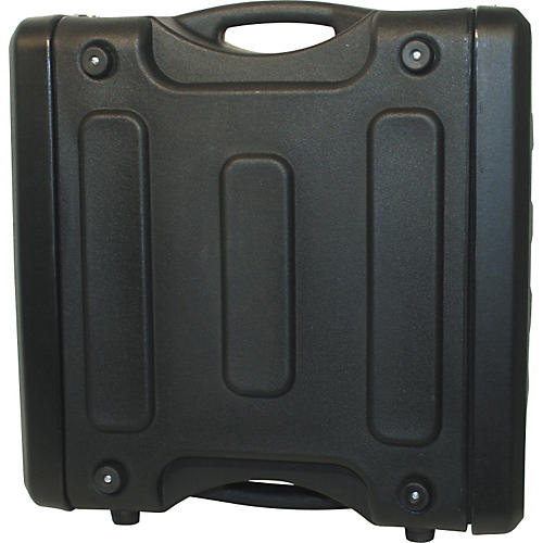 Gator G-Pro Roto Mold Rack Case Yellow 2-Space