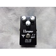 BBE G Screamer OG1 Gus G Signature Overdrive Effect Pedal