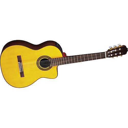 Takamine G Series EG128SC Electric Classical Guitar Natural