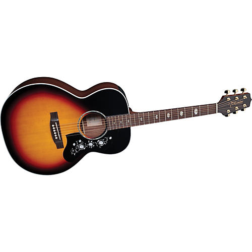 Takamine G Series EG450 Deluxe NEX Mahogany Acoustic-Electric Guitar
