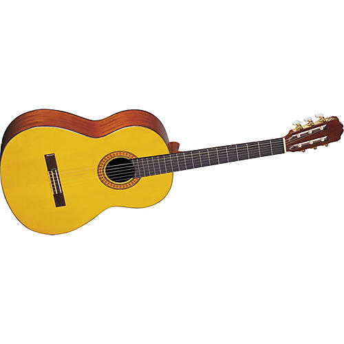 Takamine G Series G124 Classical Guitar Natural