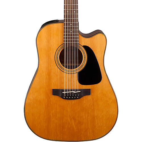 Takamine G Series GD30CE-12 Dreadnought 12-String Acoustic-Electric Guitar Natural