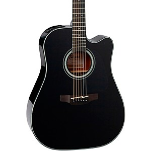 Takamine G Series GD30CE Dreadnought Cutaway Acoustic-Electric Guitar by Takamine