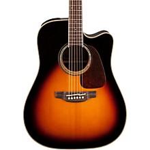 G Series GD51CE Dreadnought Cutaway Acoustic-Electric Guitar Gloss Sunburst