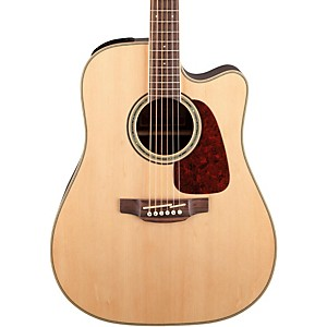 Takamine G Series GD71CE Dreadnought Cutaway Acoustic-Electric Guitar by Takamine