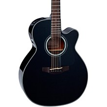 G Series GN30CE NEX Cutaway Acoustic-Electric Guitar Gloss Black