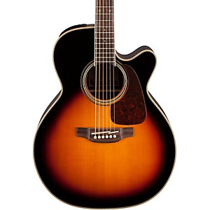 Takamine G Series GN71CE NEX Cutaway Acoustic-Electric Guitar by Takamine