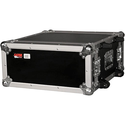 Gator G-Tour 4-Space ATA Wheeled Rack Flight Case