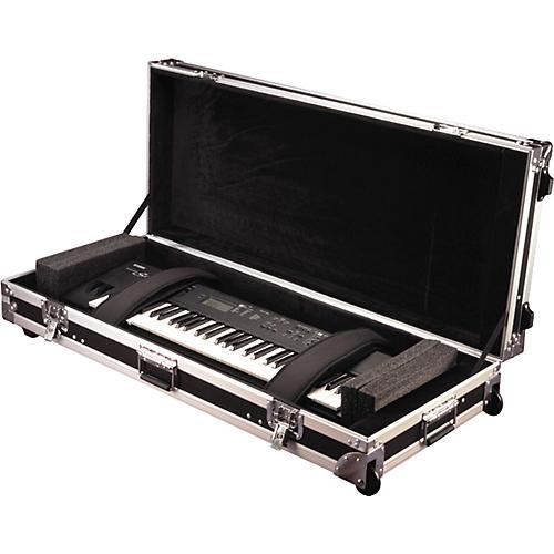 Gator G-Tour 61 ATA Rolling Keyboard Flight Case-thumbnail