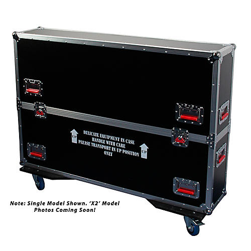 Gator G-Tour LCD Monitor Case For Two Screens