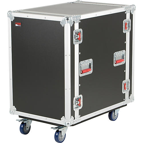 Gator G-Tour Rack Case with Wheels-thumbnail