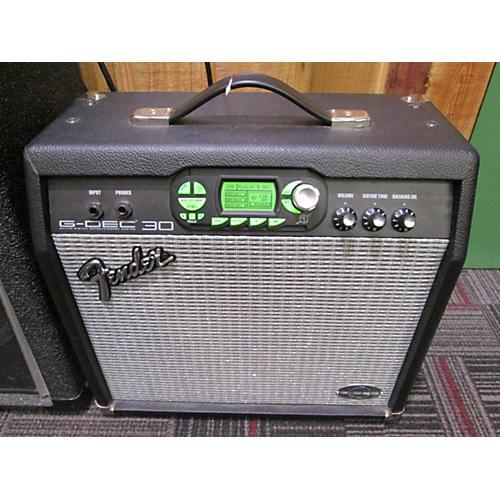 Fender G-dEC 30 Guitar Combo Amp-thumbnail