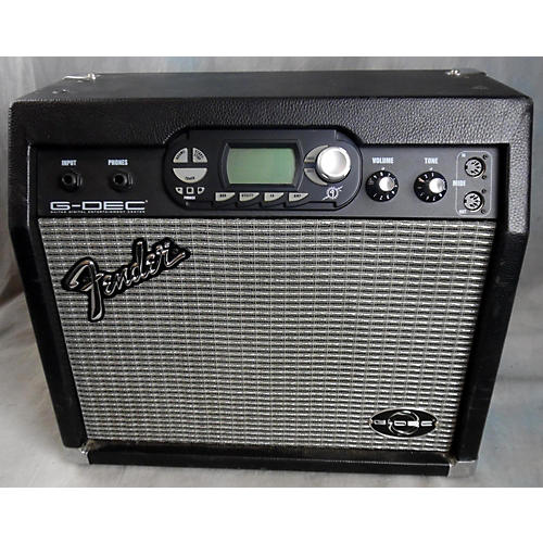 Fender G-dec 15w Guitar Combo Amp