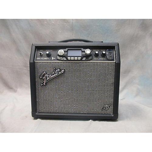 Fender G-dec 3 Fifteen Guitar Combo Amp