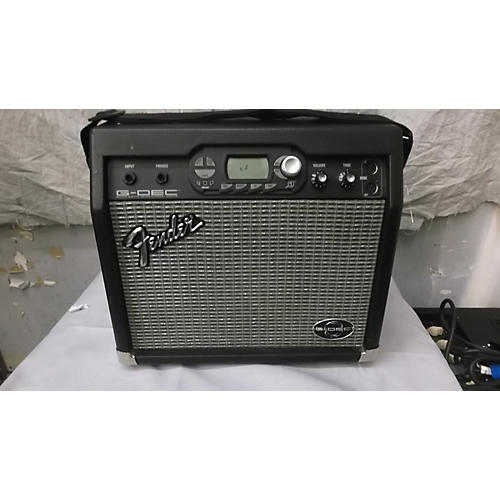 Fender G-dec 30W Guitar Combo Amp