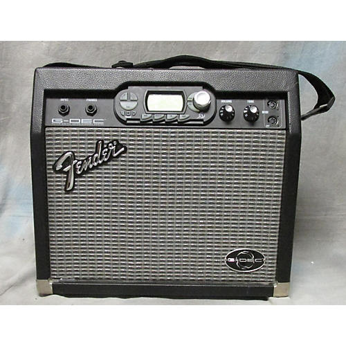 Fender G-dec Guitar Combo Amp-thumbnail
