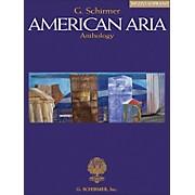 G. Schirmer G. Schirmer American Aria Anthology for Mezzo-Soprano Voice
