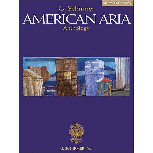 G. Schirmer G. Schirmer American Aria Anthology for Mezzo-Soprano Voice-thumbnail