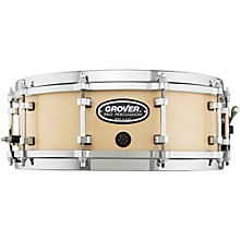 Grover Pro G1 Concert Snare Drum Level 1 Natural Lacquer 14 x 5 in.