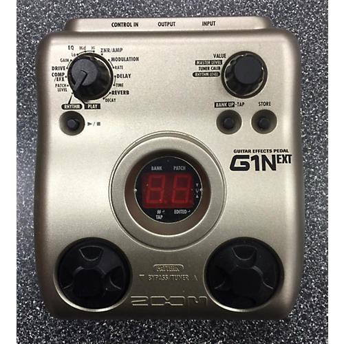 Zoom G1 NEXT Pedal-thumbnail