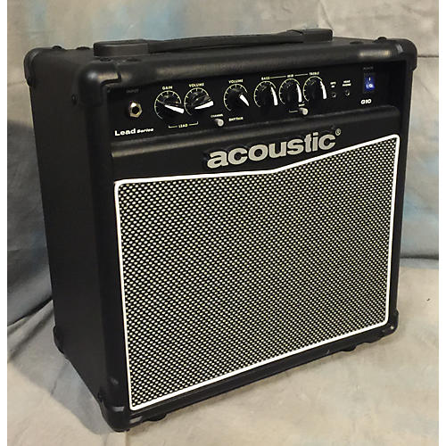 Acoustic G10 10W 1X8 AMP COMBO A GUITAR