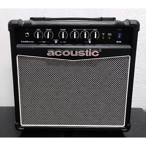 Acoustic G10 10W 1X8 Guitar Combo Amp-thumbnail