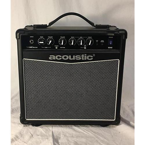 Acoustic G10 10W 1X8 Guitar Combo Amp