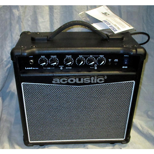 Acoustic G10 Guitar Combo Amp