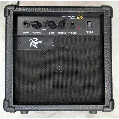 used rogue g10 guitar combo amp guitar center. Black Bedroom Furniture Sets. Home Design Ideas