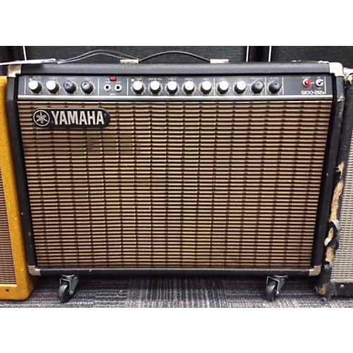 used yamaha g100 212 tube guitar combo amp guitar center. Black Bedroom Furniture Sets. Home Design Ideas