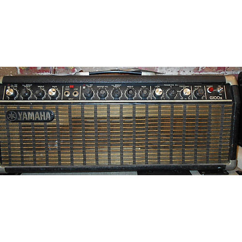 Yamaha G100 II Solid State Guitar Amp Head-thumbnail