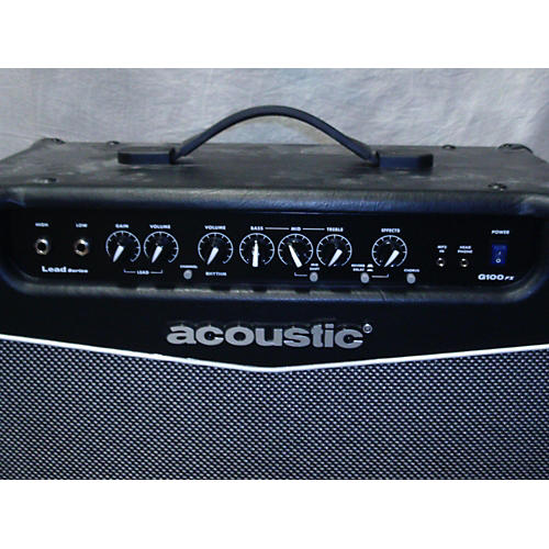 Acoustic G100FX 100W 1x12 Guitar Combo Amp-thumbnail
