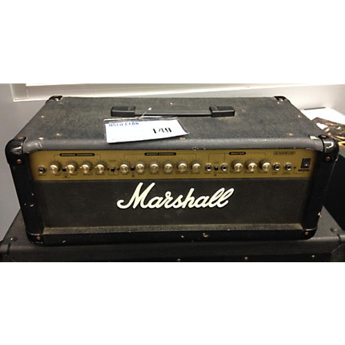 used marshall g100r cd solid state guitar amp head guitar center. Black Bedroom Furniture Sets. Home Design Ideas